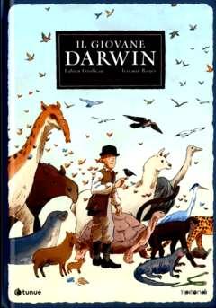 Copertina GIOVANE DARWIN n. - IL GIOVANE DARWIN, TUNUE