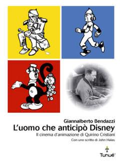 Copertina LAPILLI n.11 - L'UOMO CHE ANTICIPO' DISNEY, TUNUE