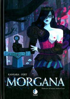 Copertina MORGANA n. - MORGANA, TUNUE