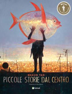 Copertina PICCOLE STORIE DAL CENTRO n. - PICCOLE STORIE DAL CENTRO, TUNUE
