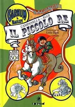 Copertina PICCOLO RE n. - IL PICCOLO RE, TUNUE