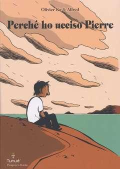 Copertina PROSPERO'S BOOKS n.18 - PERCHE' HO UCCISO PIERRE, TUNUE