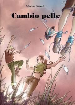 Copertina PROSPERO'S BOOKS n.23 - CAMBIO PELLE, TUNUE