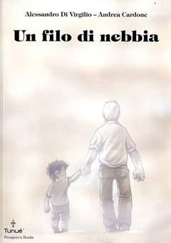 Copertina PROSPERO'S BOOKS n.25 - UN FILO DI NEBBIA, TUNUE