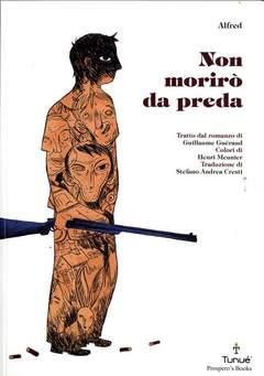 Copertina PROSPERO'S BOOKS n.26 - NON MORIRO'  DA PREDA, TUNUE