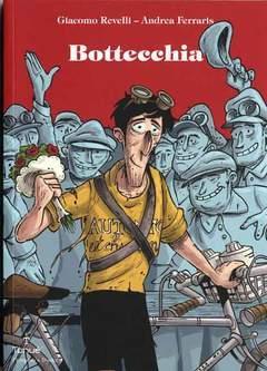 Copertina PROSPERO'S BOOKS n.34 - BOTTECCHIA, TUNUE