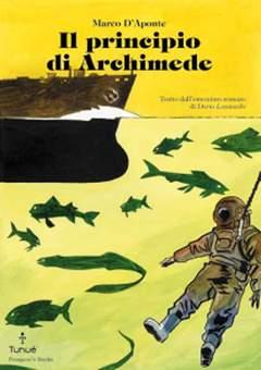 Copertina PROSPERO'S BOOKS n.37 - IL PRINCIPIO DI ARCHIMEDE, TUNUE