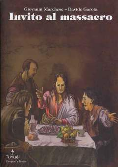 Copertina PROSPERO'S BOOKS n.40 - INVITO AL MASSACRO, TUNUE