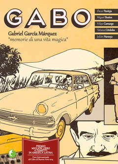 Copertina Prospero's Books n.56 - Gabo. Gabriel García Márquez. Memorie di una vita magica, TUNUE