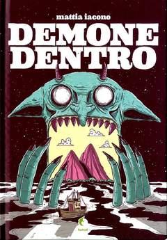 Copertina DEMONE DENTRO n. - DEMONE DENTRO, TUNUE