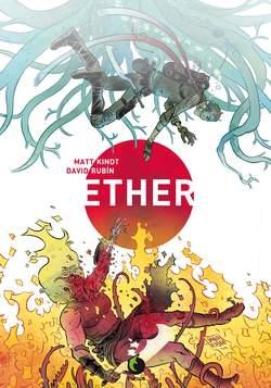 Copertina ETHER n. - ETHER, TUNUE