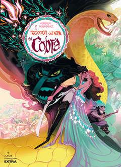 Copertina Prospero's Books Extra n.11 - I racconti dell'era del Cobra, TUNUE