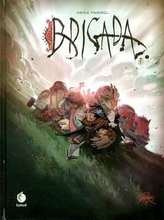Copertina Prospero's Books Extra n.14 - Brigada vol.1, TUNUE