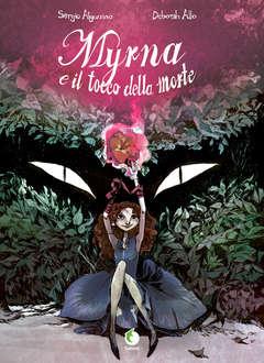 Copertina MYRNA E IL TOCCO DELLA MORTE n. - MYRNA E IL TOCCO DELLA MORTE, TUNUE