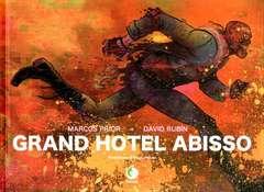 Copertina GRAND HOTEL ABISSO n. - GRAND HOTEL ABISSO, TUNUE