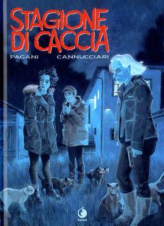 Copertina STAGIONE DI CACCIA n. - STAGIONE DI CACCIA, TUNUE