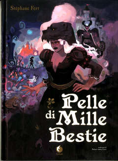 Copertina PELLE DI MILLE BESTIE n. - PELLE DI MILLE BESTIE, TUNUE