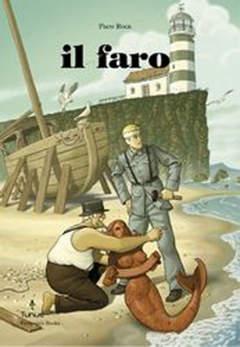 Copertina PROSPERO'S BOOKS n.2 - FARO, TUNUE