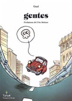 Copertina PROSPERO'S BOOKS n.6 - GENTES, TUNUE