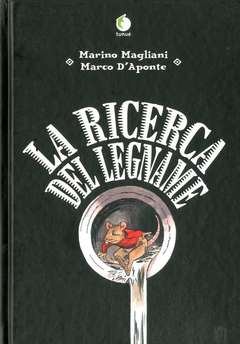Copertina RICERCA DEL LEGNAME n. - LA RICERCA DEL LEGNAME, TUNUE