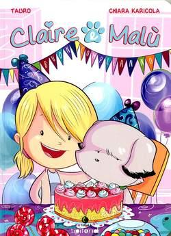 Copertina CLAIRE & MALU' n. - CLAIRE & MALU', TUNUE