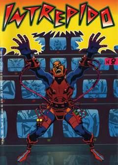 Copertina INTREPIDO 1992 n.8 - INTREPIDO 1992               8, UNIVERSO