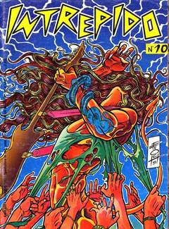 Copertina INTREPIDO 1993 n.10 - INTREPIDO 1993              10, UNIVERSO