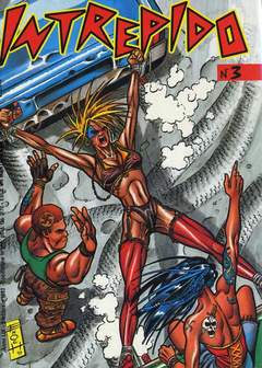 Copertina INTREPIDO 1993 n.3 - INTREPIDO 1993               3, UNIVERSO
