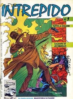 Copertina INTREPIDO 1994 n.1 - CON SPRAYLIZ, UNIVERSO