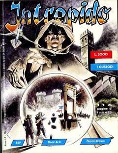 Copertina INTREPIDO 1994 n.5 - INTREPIDO 1994               5, UNIVERSO
