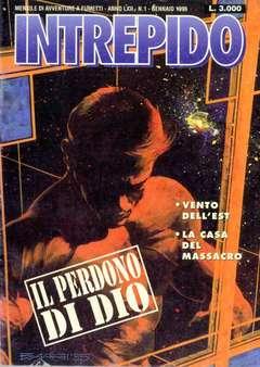 Copertina INTREPIDO 1996 n.1 - INTREPIDO 1996               1, UNIVERSO