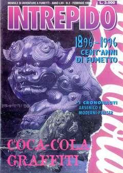 Copertina INTREPIDO 1996 n.2 - INTREPIDO 1996               2, UNIVERSO