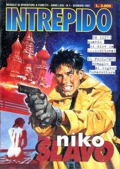 Copertina INTREPIDO 1997 n.1 - INTREPIDO 1997               1, UNIVERSO
