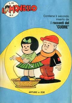 Copertina MONELLO ANNO 1970 n.2 - MONELLO ANNO 1970            2, UNIVERSO