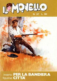 Copertina MONELLO ANNO 1971 n.37 - MONELLO ANNO 1971           37, UNIVERSO