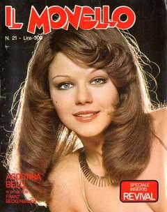 Copertina MONELLO ANNO 1977 n.21 - MONELLO ANNO 1977           21, UNIVERSO