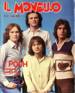 Copertina MONELLO ANNO 1977 n.2 - MONELLO ANNO 1977            2, UNIVERSO