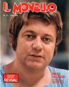 Copertina MONELLO ANNO 1977 n.9 - MONELLO ANNO 1977            9, UNIVERSO