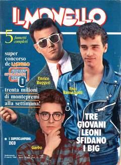Copertina MONELLO ANNO 1984 n.10 - MONELLO ANNO 1984           10, UNIVERSO