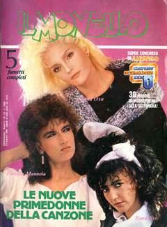 Copertina MONELLO ANNO 1984 n.12 - MONELLO ANNO 1984           12, UNIVERSO