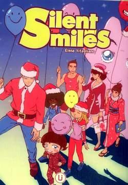 Copertina SILENT SMILES n. - SILENT SMILES, UPPER COMICS