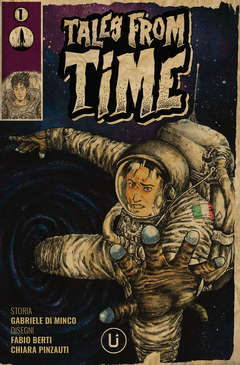 Copertina UPPER GROUND n.10 - TALES FROM TIME 1, UPPER COMICS