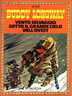 Copertina BUDDY LONGWAY n. - BUDDY LONGWAY, VALLECCHI EDITORE