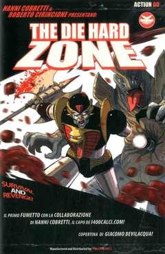 Copertina DIE HARD ZONE n. - THE DIE HARD ZONE, VILLAIN COMICS