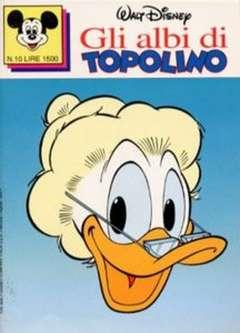 Copertina ALBI DI TOPOLINO n.10 - GLI ALBI DI TOPOLINO 1/73        10, WALT DISNEY PRODUCTION