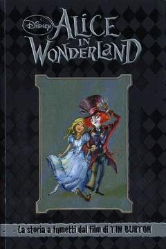 Copertina ALICE IN WONDERLAND n. - ALICE IN WONDERLAND, WALT DISNEY PRODUCTION
