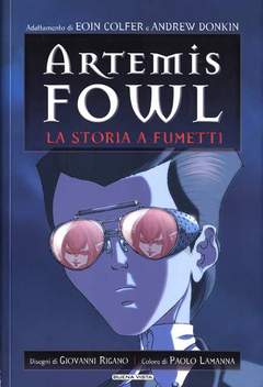 Copertina ARTEMIS FOWL n. - ARTEMIS FOWL, WALT DISNEY PRODUCTION