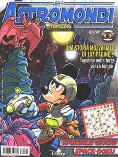 Copertina ASTROMONDI DI TOPOLINO n.5 - ASTROMONDI DI TOPOLINO       5, WALT DISNEY PRODUCTION