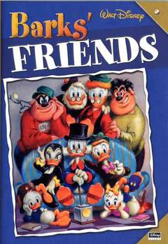 Copertina BARK'S FRIENDS n. - BARK'S FRIENDS, WALT DISNEY PRODUCTION