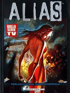 Copertina BUENA VISTA LAB n.2 - Alias, WALT DISNEY PRODUCTION